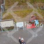 【静岡県川根本町で夢の吊り橋×Phantom4】紅葉レインボーブリッジドローン空撮