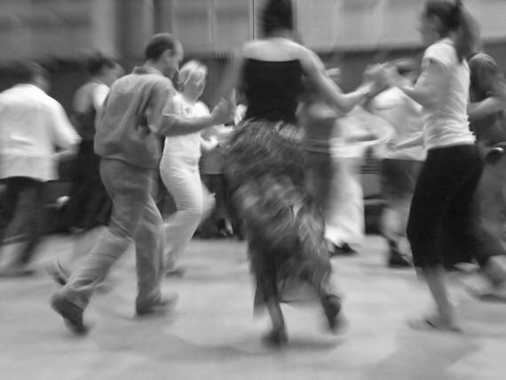 トルコ ダンス