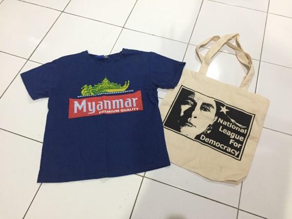ミャンマーお土産