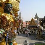 【職業旅人仲間レポート】タイ・バンコクを気ままに観光!やっぱり一人旅!