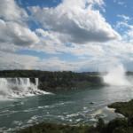 【職業旅人仲間レポート】カナダ ナイアガラフォールズおすすめ観光地