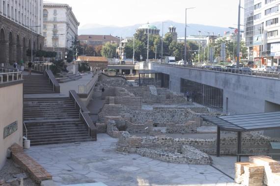 ローマ帝国時代の繁栄を今に伝えるセルディカ遺跡