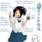 日本語を勉強してみたいタイの女子。【ノラ通】