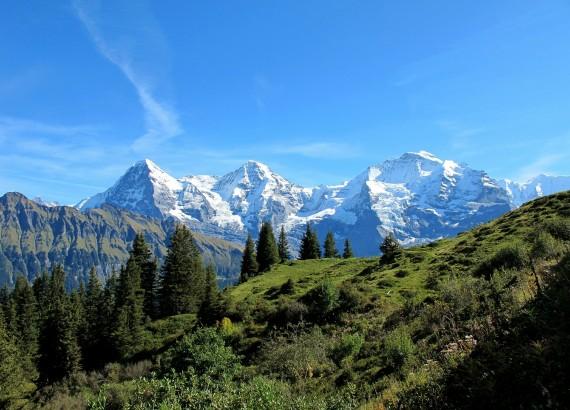 スイス 風景