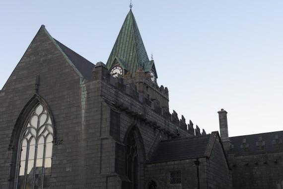 コロンブスゆかりの教会でもある聖ニコラス教会