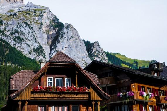 スイス ロッジ