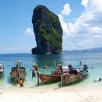 【職業旅人】タイ旅行は秘境のビーチ・クラビ島のおすすめ観光スポットについて!