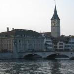 【職業旅人仲間レポート】スイス チューリッヒおすすめ観光地